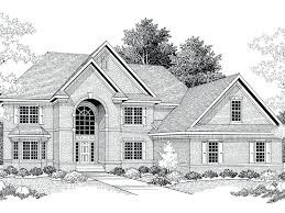 traditional colonial house plans luxury colonial house plans traditional luxury home house plan