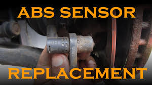 lexus gs430 p0420 abs speed sensor replacement youtube