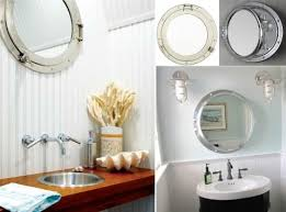 Cabin Bathroom Mirrors by 25 Best Porthole Mirror Ideas On Pinterest Nautical Mirror