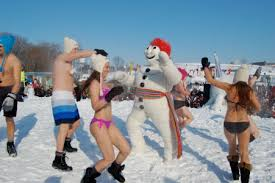 chilling in canada winter carnival and more