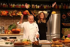 chrissy teigen and wolfgang puck s thanksgiving recipes