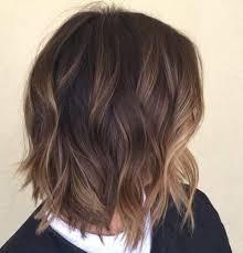 Partial Hi Light Dark Short Hair   best balayage hair color ideas 70 flattering styles for 2018