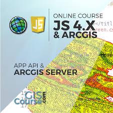 gis class online development of web based gis applications using arcgis server api