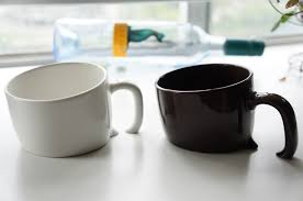 cool coffee mug half buried coffee mug stuff you should have