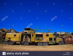 Old Ford Truck Graveyard - tank truck stock photos u0026 tank truck stock images alamy