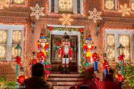 Christmas Lights On House by Dyker Heights Brooklyn Christmas Lights Display Business Insider