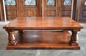 Wood Living Room Tables Modern Rustic Coffee Table Writehookstudio
