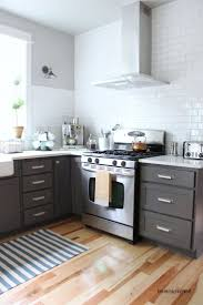 Black Cabinets Kitchen Best 25 Schuler Cabinets Ideas On Pinterest Stained Kitchen