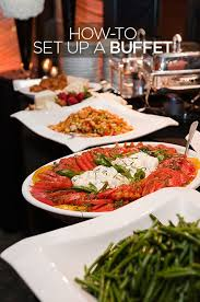 75 best buffet display images on pinterest catering ideas