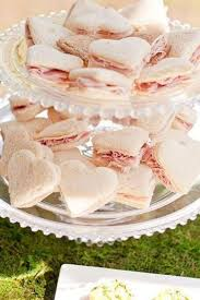 for bridal shower 16 ideas for bridal shower food tea sandwiches bridal