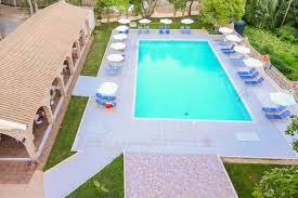 chambre d hote amalia hôtel amalia hotel corfou grece ecotour