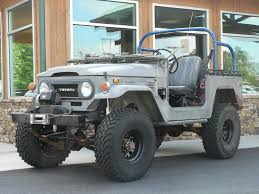 I Like This Old Toyota Land Cruiser Fj40 Makes Me Want To Get