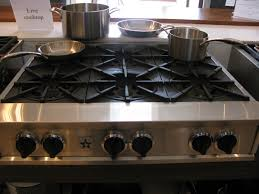 Blue Star Gas Cooktop 36 Cooking Demo At Atherton Appliance Joni Sare Healing Chef
