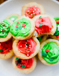 christmas cookie cups u2013 recipe diaries