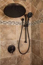 Small Bathroom Shower Ideas Best 25 Brown Tile Bathrooms Ideas On Pinterest Master Bathroom
