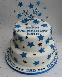 simple male birthday cake the client wanted a simple cake for a
