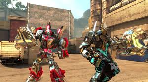 transformers rise of the dark spark has co op multiplayer giant