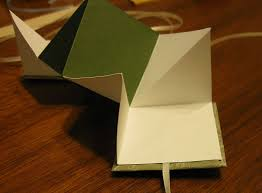 mini scrapbook ornament