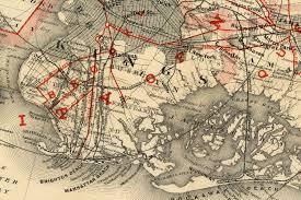 San Francisco Bike Map Mapping The Urban Bike Utopias Of The 1890s