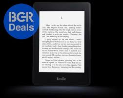 kindle paperwhite sale black friday amazon celebrates summer with a two day deal on a kindle