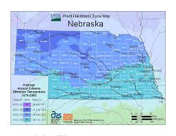 Climate Zones For Gardening - plant hardiness zone map individual state hardiness zone maps