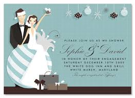 Couple Shower Invitations Holiday Couple Shower Invitation Myexpression 18693