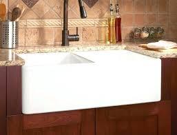 double basin apron front sink kohler double farmhouse sink top mount farmhouse sink large size of