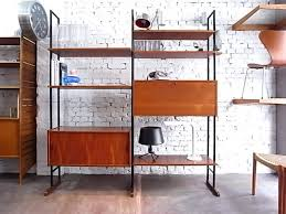 Leaning Bookshelf With Desk Wall Units Extraordinary Tv And Desk Wall Units Fascinating Tv