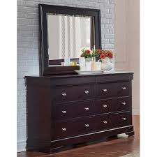 Girls White Bedroom Dresser With Mirror Chests U0026 Dressers Costco