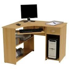 bureau ordinateur angle meuble informatique angle bureau angle sur mesure eyebuy