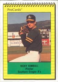 ricky kimball gallery the trading card database