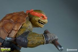 tmnt michelangelo statue sideshow collectibles sideshow