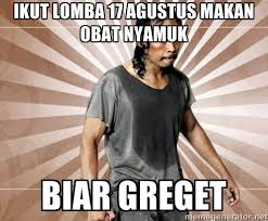 Meme Indonesia Terbaru - kumpulan meme lucu dan terbaru hari kemerdekaan 17 agustus 2015