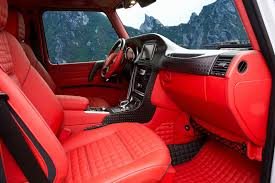customized g wagon interior mansory u0027s gronos has been updated is still a wild g class