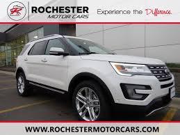 Ford Explorer Mpg - 2017 ford explorer sport n rochester mn 21016359