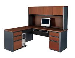 Black Glass Computer Desks For Home L Shaped Computer Desk U2013 Euro Screens