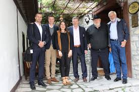 işbirliği anlaşması imzaladığımız z podbrezova kulübünden ziyaret