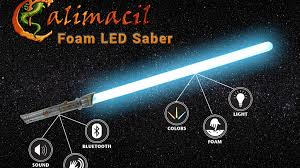Saber Led Light Bar by The Calimacil Foam Led Saber By Calimacil U2014 Kickstarter