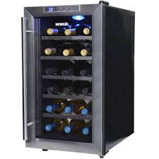 glass door amazing wine furniture glass refrigerator commercial