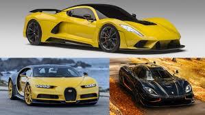 koenigsegg vancouver quick comparison u2013 hennessey venom f5 vs bugatti chiron vs