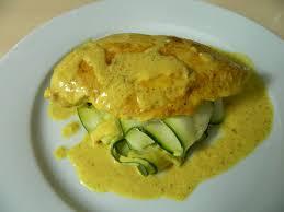 recette cuisine legere poulet curry tout simple nid de courgettes la cuisine légère d