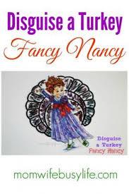 fancy nancy our thanksgiving banquet homeschool thanksgiving