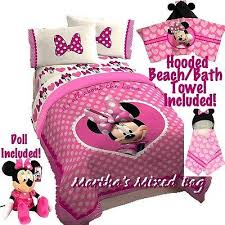 Minnie Mouse Twin Comforter Sets 23 Best Mickey Mouse And Minnie Mouse Bedding Images On Pinterest