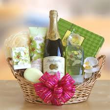 spa baskets spa gift basket ideas aa gifts baskets idea