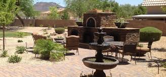 Arizona Landscape Ideas by Arizona Backyard Landscaping Desert Landscaping Phoenix Az