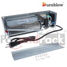 durablow mfb003 b ep62 1 replacement fireplace blower fan kit for