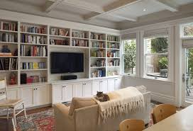 Built In Cabinets For Family Room Family Room Traditional With - Family room built ins