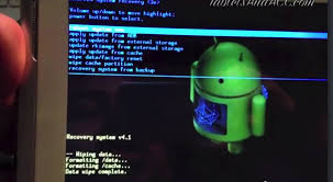 how to reset android phone android tablet pc reset reboot