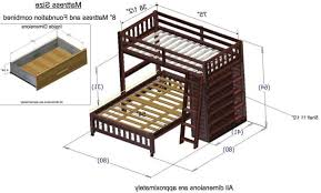 Bedding Essential Home Belmont Walnut Bunk Bed Two Beds In One - Essential home bunk bed