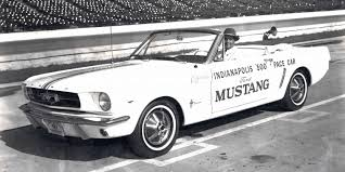 1964 ford mustang pace car for sale ford authority